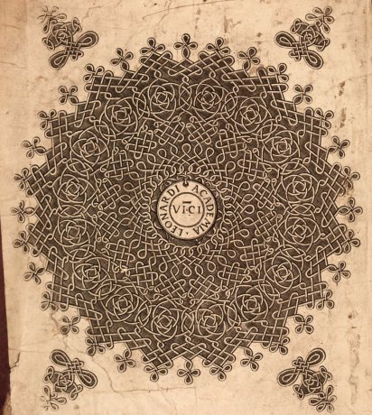 leonardo da vinci -early-16th-cent-bodleian-library