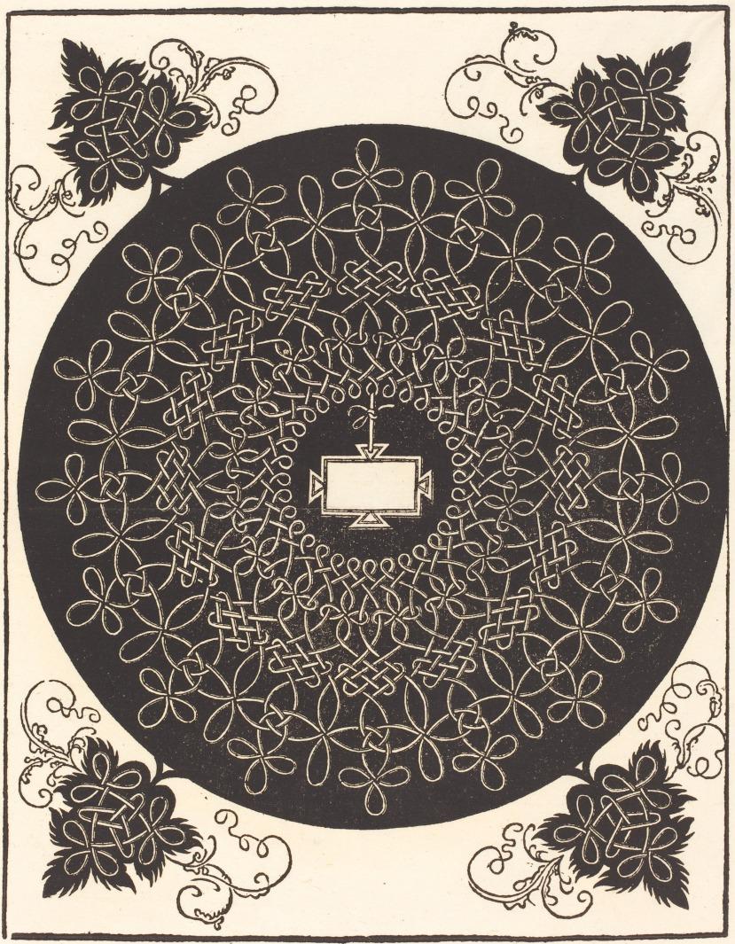 Gravure d'Albrecht Düre