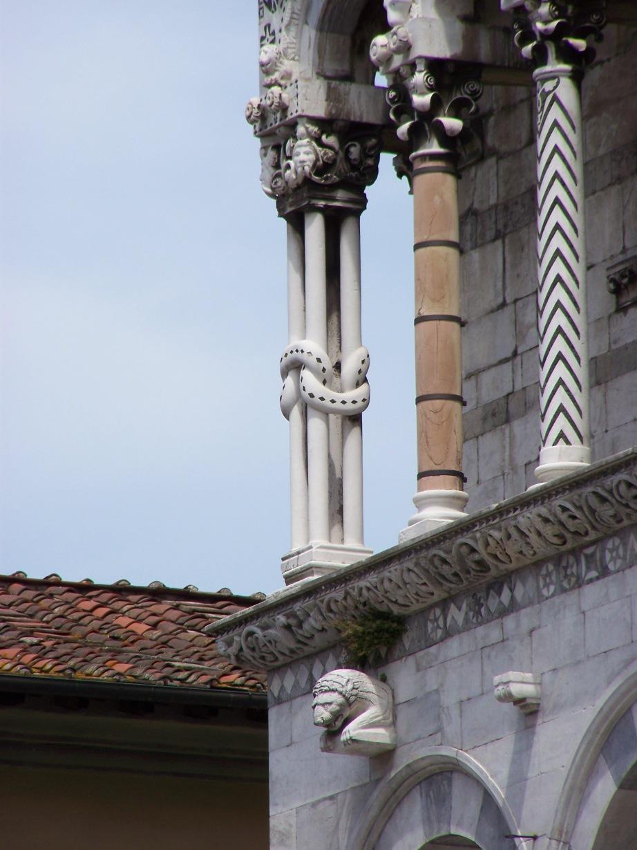 Noeud géminé Lucca