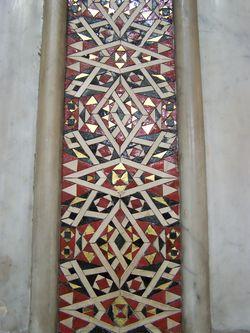 Céramique islamo-normando-bizantine