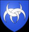 Blason de Crécy-la-Chapelle