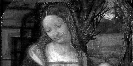 L de V la Madone de Laroque c-est-sur-la-photo-infrarouge-qu-apparait-la-belle-image_531630_510x255