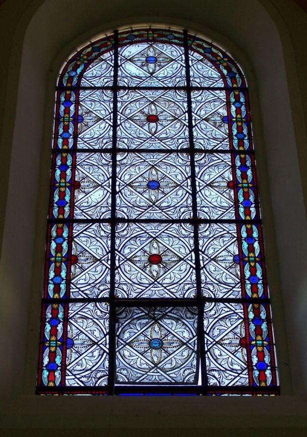 E00160_B_Vitraux du transept de l'église de l'abbaye_Jouarre_1860