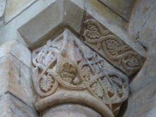 Lot_Le Bourg_église Saint Martin_chapiteaux_pamfre_300_P0100043