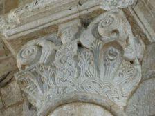 Lot_Le Bourg_église Saint Martin_chapiteaux_PETITE_P0100064